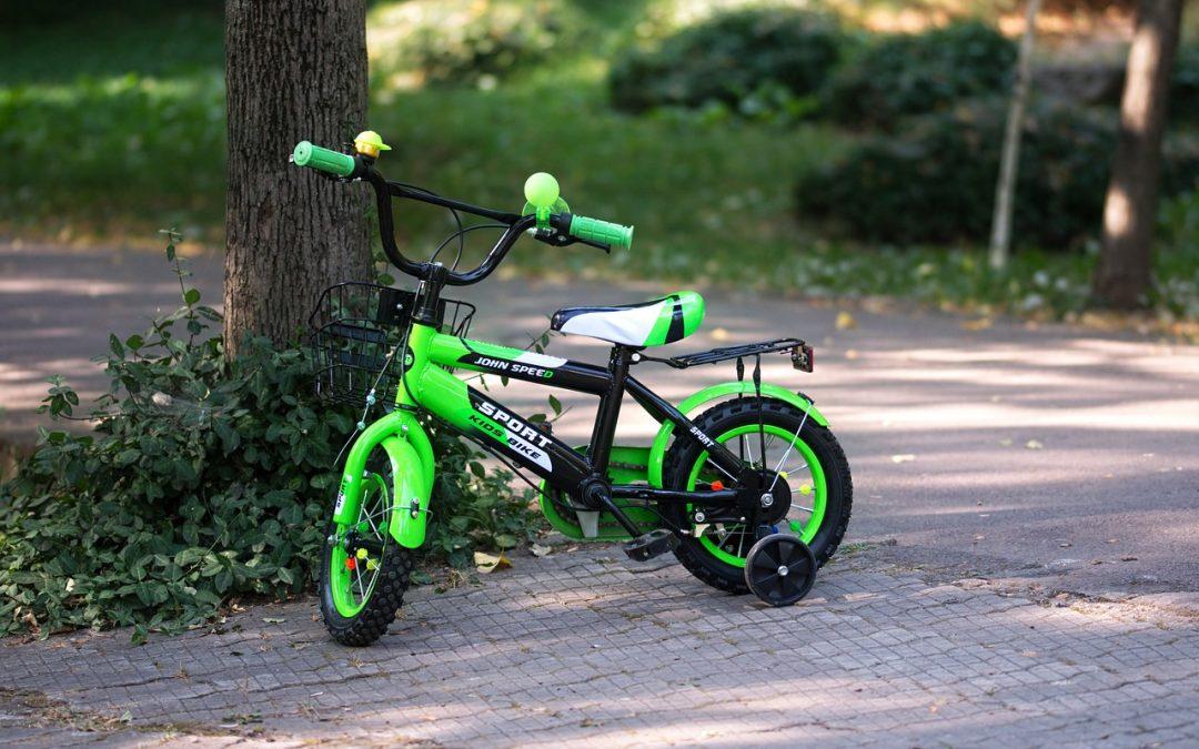 Comment bien choisir un vélo pour enfant ?